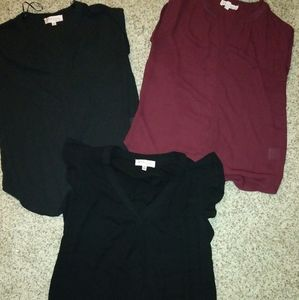 Philosophy Women Blouse Bundle(3)